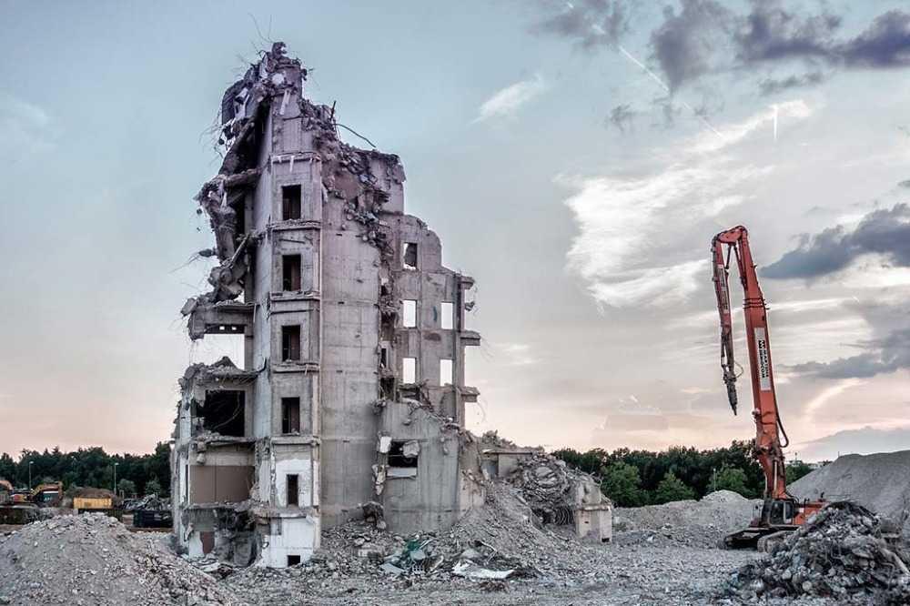Curso PRL de Demolición y Rehabilitación