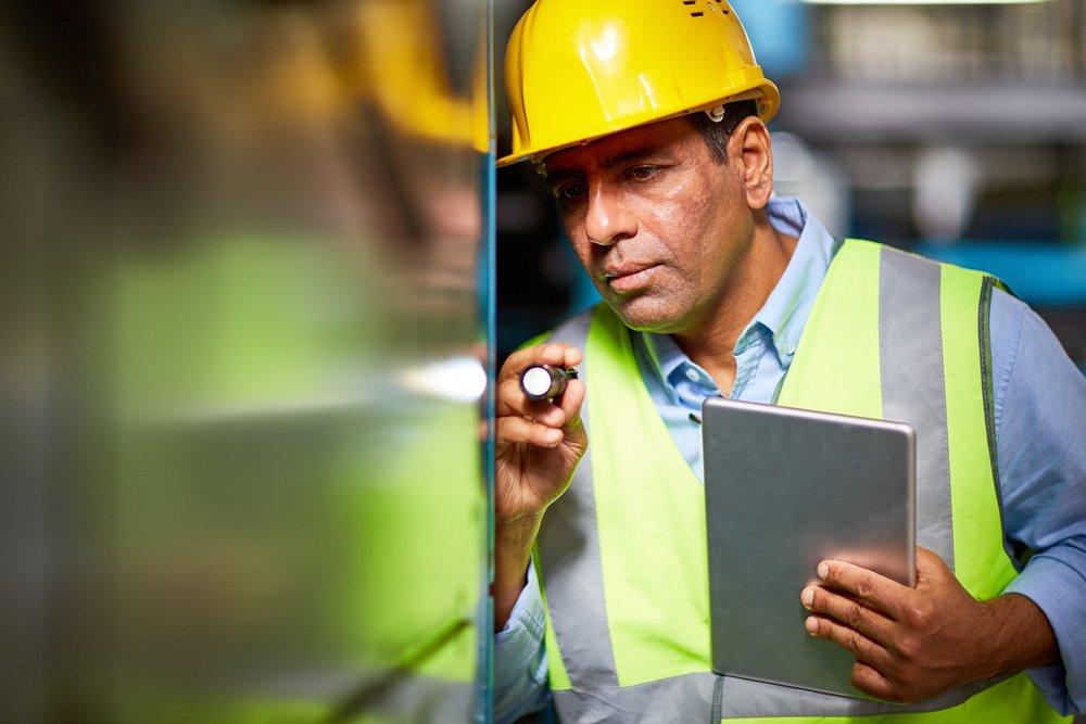 Curso PRL Control de Calidad, Verificación e Inspección de Materiales
